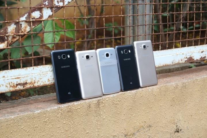 Samsung đang lên kế hoạch để khai tử dòng smartphone Galaxy J?
