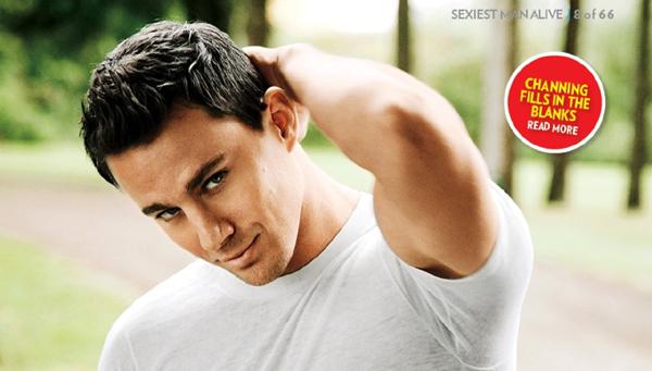 Với xuất phát điểm là gương mặt đẹp như tạc tượng cùng body quyến rũ, Channing Tatum đang dần rũ bỏ mác