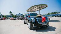 """Màn rước dâu ở Quảng Ninh bằng dàn xe """"khủng"""" gây sốt cộng đồng mạng"""