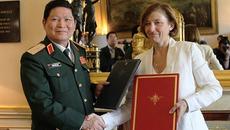 Việt-Pháp ký Tuyên bố Tầm nhìn chung về hợp tác quốc phòng
