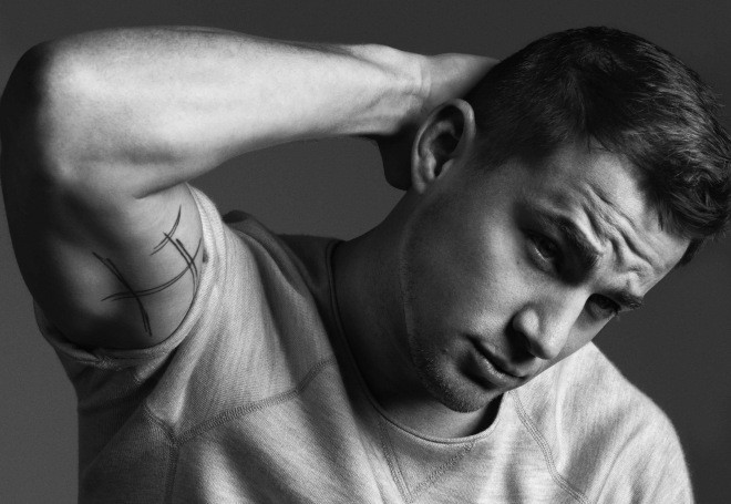 Channing Tatum thu hút bằng vẻ ngoài nam tính. Anh là gương mặt được các tạp chí chuyên dành cho nam giới săn đón.