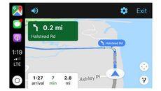 Đã có thể sử dụng Gmaps cho Carplay trên iOS 12