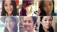 Hoa hậu Việt Nam nào sở hữu mặt mộc đáng ngưỡng mộ nhất?