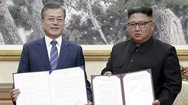 Hàn-Triều ký tuyên bố chung, đạt thỏa thuận quân sự mới