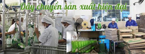 Xà phòng Hà Nội: 58 năm gắn bó người Việt