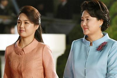 Ấn tượng hình ảnh Đệ nhất phu nhân Triều Tiên