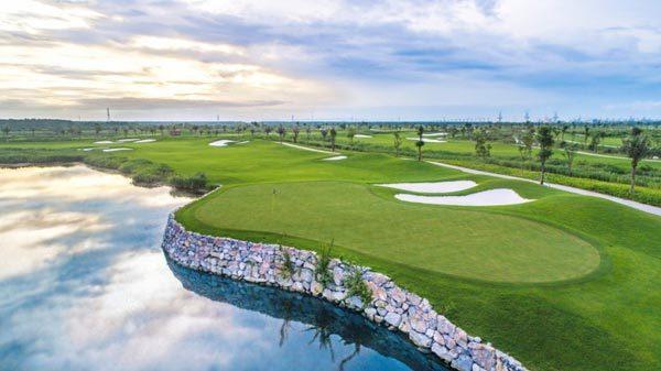 Hơn 100 gôn thủ tranh tài tại Vinpearl Golf Hải Phòng