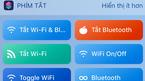 Tắt Wi-Fi và Bluetooth trên iOS 12 chỉ với một chạm
