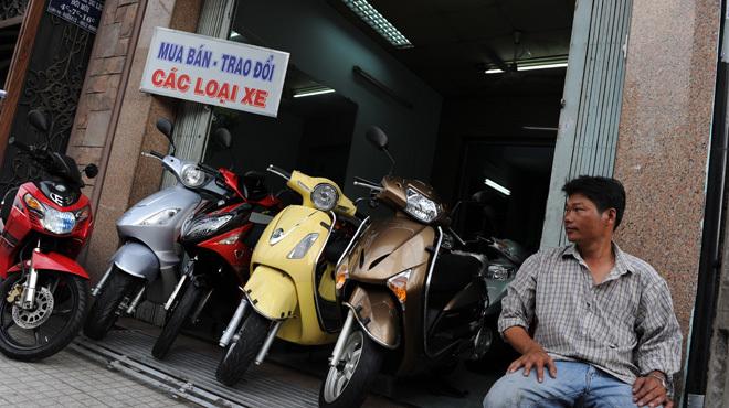Xe chính chủ không giấy tờ: mua thế nào?