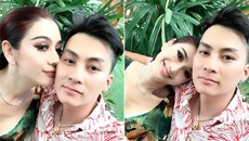 Bố mẹ và ông xã tháp tùng Lâm Khánh Chi sang Thái Lan thuê người sinh con