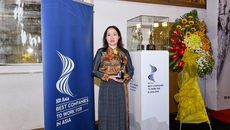DOMESCO vào Top Môi trường làm việc tốt nhất châu Á