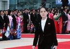 Em gái Kim Jong Un tất bật hỗ trợ lãnh đạo Hàn-Triều