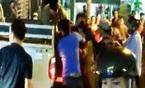 Va chạm trên đường, nam thanh niên bị đánh đến chết