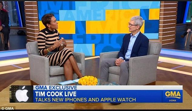 CEO Tim Cook: Chi phí làm iPhone Xs Max không hề rẻ