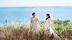 Mỹ nam 'Hoan Lạc Tụng' tung ảnh cưới đẹp như tranh