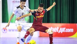 Giải VĐQG Futsal HDBank 2018: Thái Sơn Nam áp sát ngôi đầu