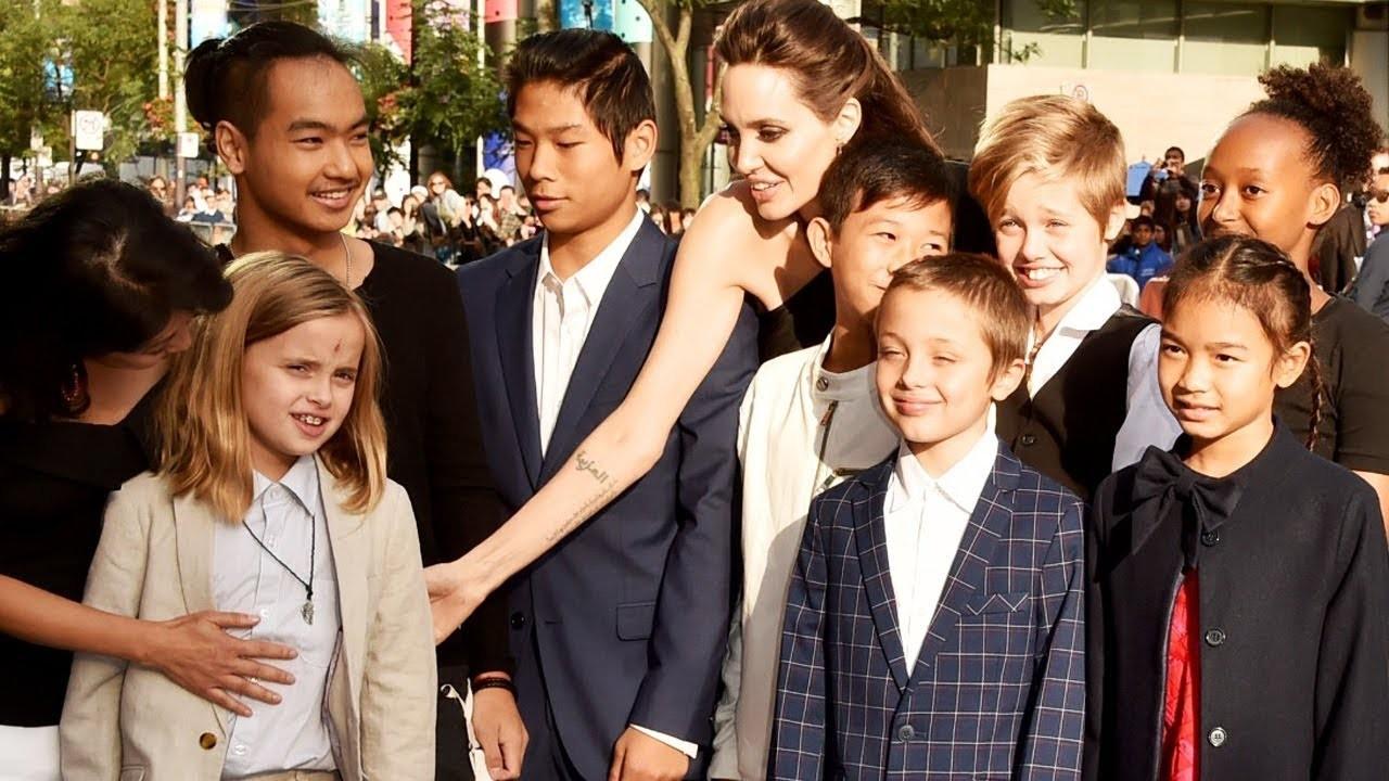 Rộ tin Angelina Jolie bí mật kết hôn với tỷ phú người Anh