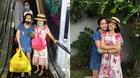 Diễn viên Mai Phương bị trật tay, ho về đêm sau khi xuất viện