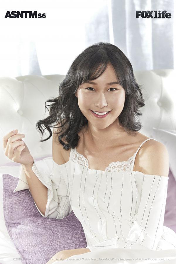 Thanh Vy quay lại vị trí Top 3 Asia's Next Top Model