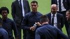 Valencia 0-0 Juventus: Thế trận cởi mở (H1)