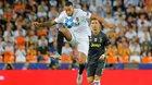 """Valencia 0-0 Juventus: Ronaldo được """"chăm sóc"""" kỹ (H1)"""