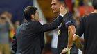 Ronaldo bị thẻ đỏ, Juventus vẫn hạ Valencia trận ra quân