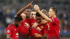 Pogba rực sáng, MU đại thắng trận ra quân cup C1