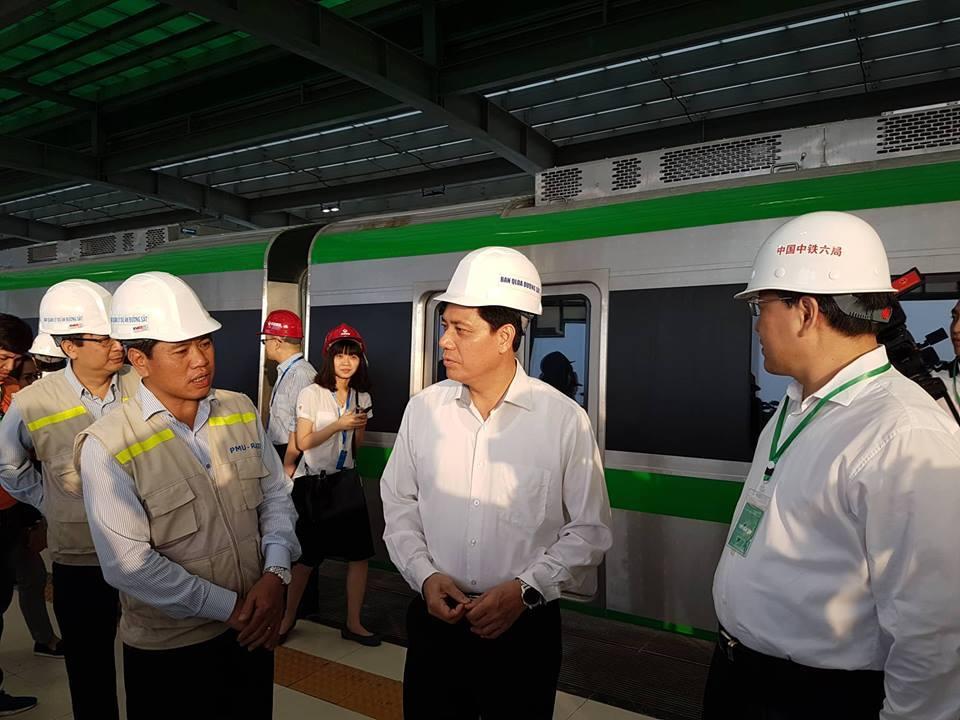 đường sắt đô thị,Hà Nội,Cát Linh - Hà Đông