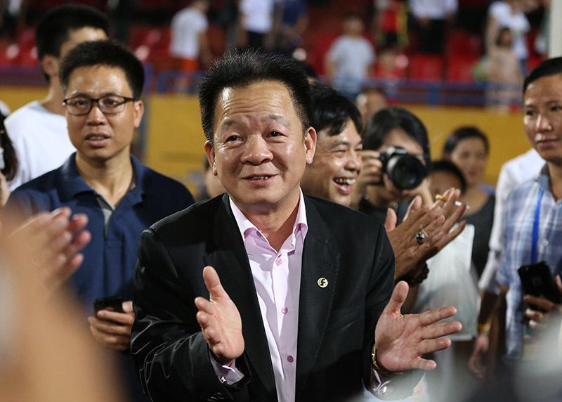 Bầu Hiển được đề cử là công dân Thủ đô ưu tú