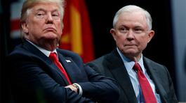 Ông Trump 'nổi giận đùng đùng' về Bộ trưởng Tư pháp