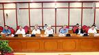 Bộ Chính trị họp về các đề án chuẩn bị trình hội nghị TƯ 8
