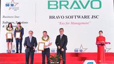 BRAVO - Top 50 DN CNTT hàng đầu Việt Nam