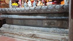 Hành trình tìm hiểu di sản Bắc Giang: Hương án chùa Khám Lạng