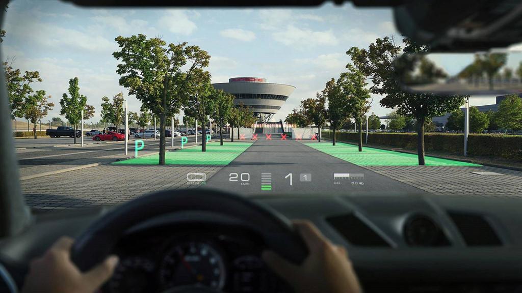 Kính lái ô tô thực tế ảo như phim nay đã có ngoài đời thật
