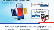 Đã có thể quẹt thẻ ATM BIDV trên di động