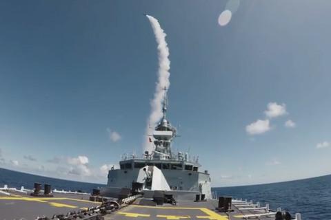 Uy lực đáng gờm của tàu chiến Hải quân Canada sắp thăm Đà Nẵng
