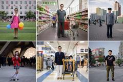 Những bức ảnh lột tả khác biệt cuộc sống Hàn - Triều