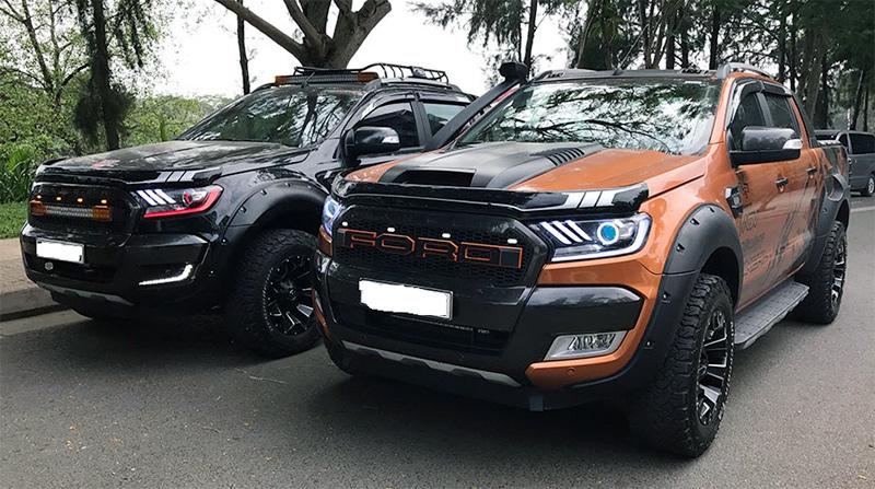 Xe bán tải,xe Pick up,lệ phí trước bạ,thuế tiêu thụ đặc biệt,Nghị định 116,nhập khẩu ô tô,giá xe 2018