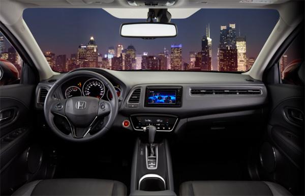 Ra mắt Honda HR-V hoàn toàn mới
