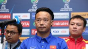 """HLV Vũ Hồng Việt: """"U16 Việt Nam quyết lập kỳ tích như U23"""""""