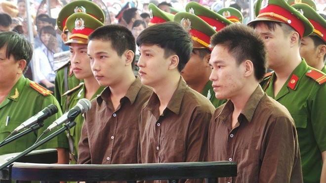 Nguyễn Hải Dương,vụ thảm sát Bình Phước,tử hình,vũ văn tiến