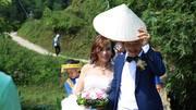 'Kỳ trăng mật' bình yên của cô dâu 61, chú rể 26 tuổi