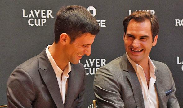 Ronaldo đáng thẻ đỏ, Federer đánh cặp Djokovic