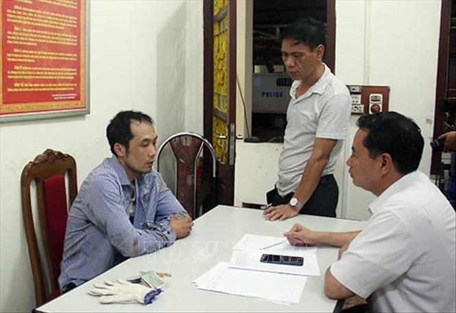 cướp tiệm vàng,Sơn La