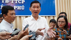UBND TP.HCM xin lỗi nhân dân về các sai phạm ở Thủ Thiêm