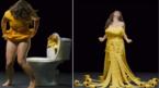 Video kêu gọi không tiểu bậy khiến người xem thích thú