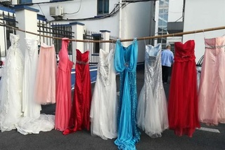 Lời trần tình của gã đàn ông lấy trộm 70 chiếc váy cưới