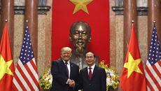 Đại sứ Mỹ bày tỏ lòng tiếc thương trước sự ra đi của Chủ tịch nước