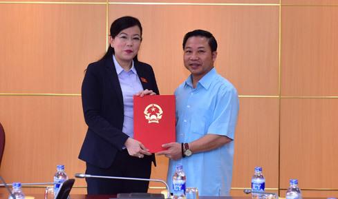 Lưu Bình Nhưỡng,bổ nhiệm,nhân sự