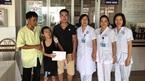 Bạn đọc ủng hộ em Nguyễn Minh Tuấn bị bỏng điện